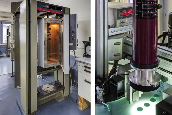 REX Articoli Tecnici SA Laboratory