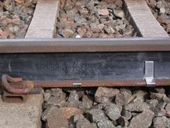 Komponenten für den Gleisbau