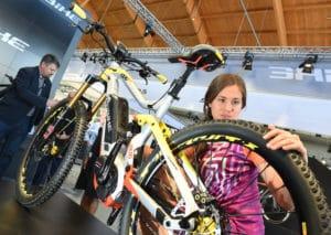 Eurobike 2016 - Get a Grip